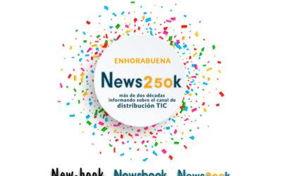 Newsbook celebra su número 250
