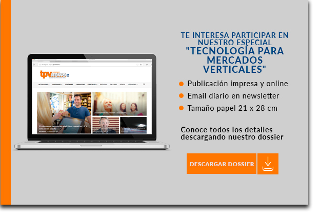 Tecnología para mercados verticales - Especial TPV News - Tai Editorial - Editorial de revistas TIC - Madrid - España