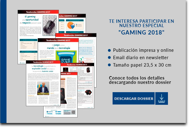 Gaming - Especial Newsbook - Tai Editorial - Editorial de revistas TIC - Madrid - España