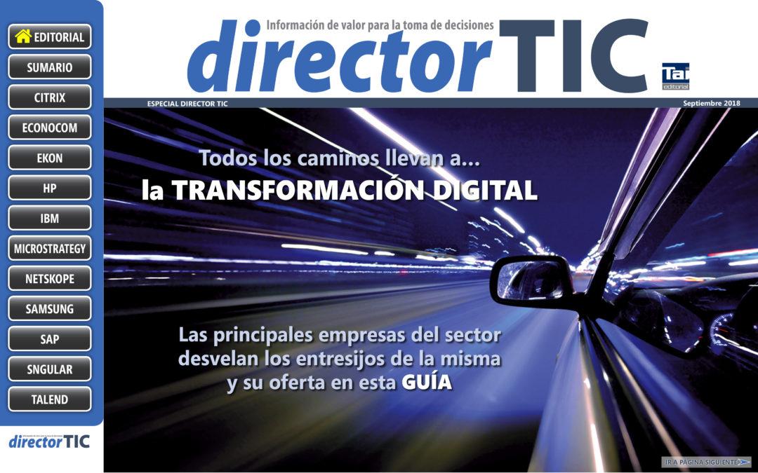 Bienvenidos a la transformación digital de la mano de la guía de TAI