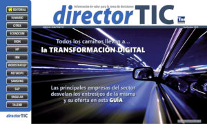 Transformación digital - Director Tic - Tai Editorial - Editorial de revistasTIC - Madrid - España